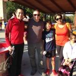Dr. Kanarek & Family